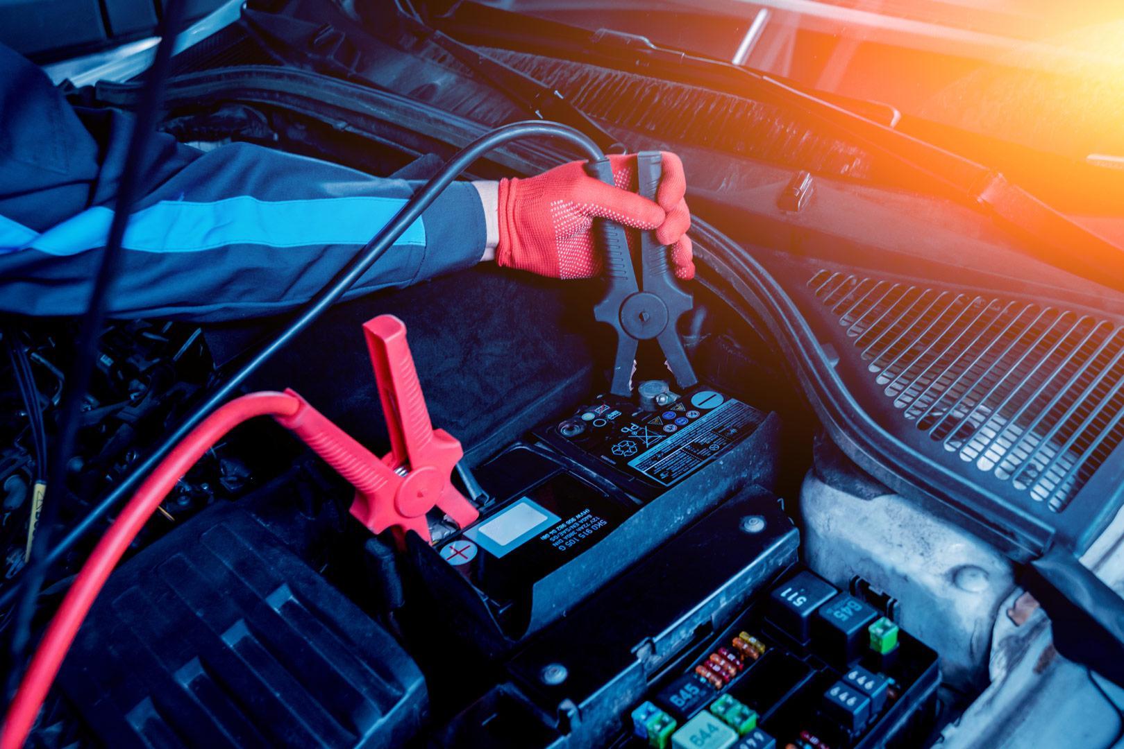 dépannage batterie voiture à domicile Paris